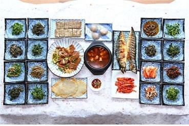 국립공원, 지역 향토음식과 즐기자!
