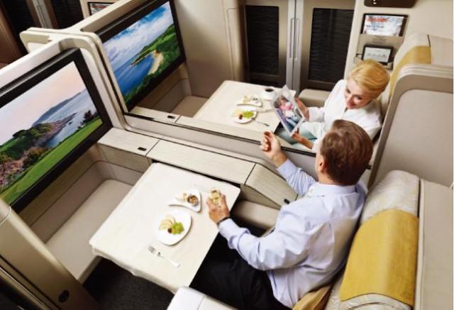 [단독]아시아나항공 일등석 역사속으로...A380까지 전면 폐지