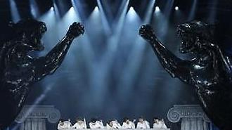 방탄소년단(BTS) 월드투어 시작, 美 로즈볼 채운 6만명 한국어 떼창