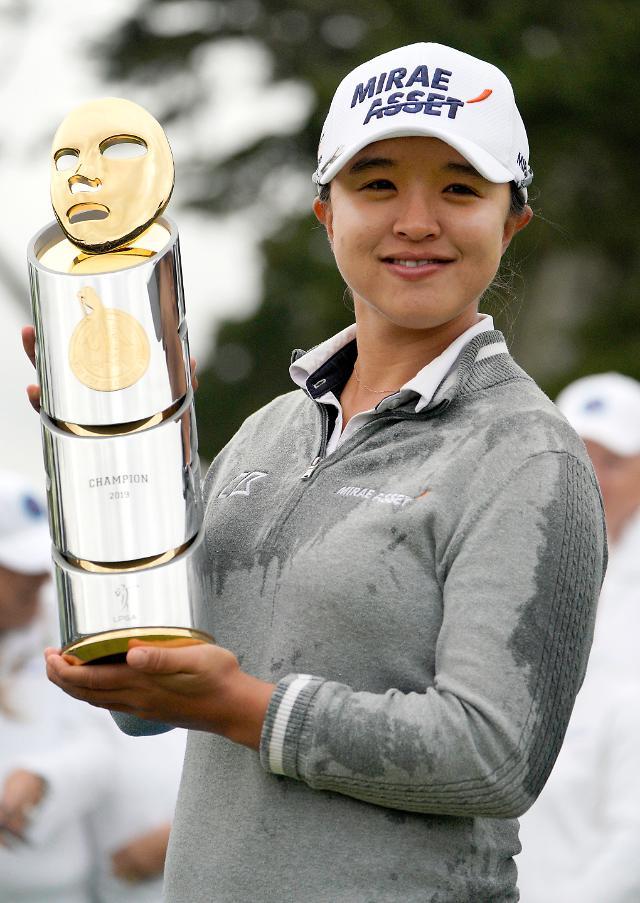 韩高球金世煐在LPGA美迪惠尔锦标赛获胜