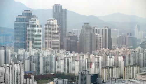 韩国共同住宅标价为1.9764亿韩元 首尔的房价依旧最高