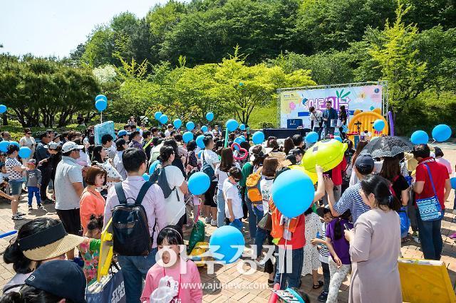 광주은행 어린이날 그림대회 1만명 참석 대성황
