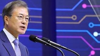 """Tổng thống Hàn Quốc tuyên bố: """"Trao đổi kinh tế liên Triều có thể được hồi sinh"""""""