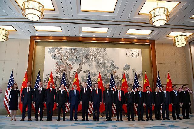中国已做好与美国进行贸易谈判暂时破裂的准备