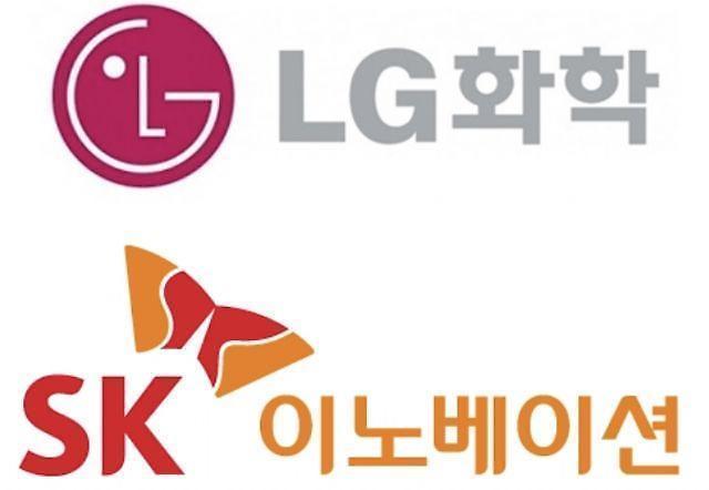 LG化学与sk创新的斗争,殃及客户