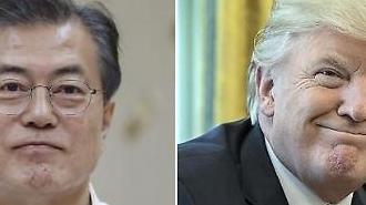 Cuộc điện đàm giữa hai tổng thống Mỹ - Hàn sẽ diễn ra vào tối nay