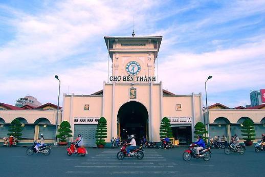 [베트남 인사이드]호치민 대표 관광지 '벤탄시장'의 100년 역사