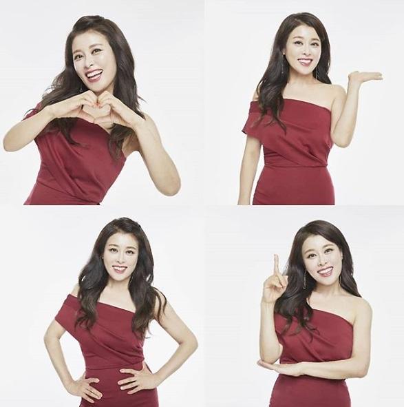 "[#SNS★] 홍지민 여전히 늘씬 몸매 ""나이는 숫자가 아니라 생각"""