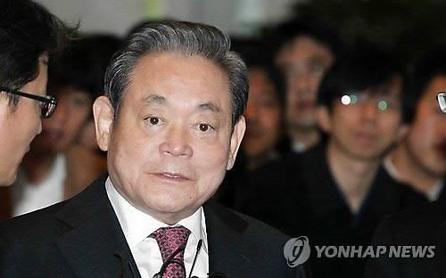 """이건희 삼성 회장 5년째 병상에...""""안정적 상태 유지 중"""""""