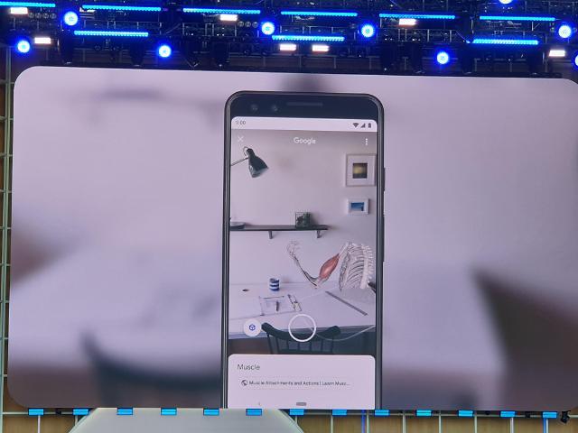 [구글 I/O 2019]  3D 검색부터 안드로이드Q까지...한눈에 보는 구글 혁신 기술