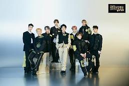 .NCT 127将出演美国王牌脱口秀表演新歌.