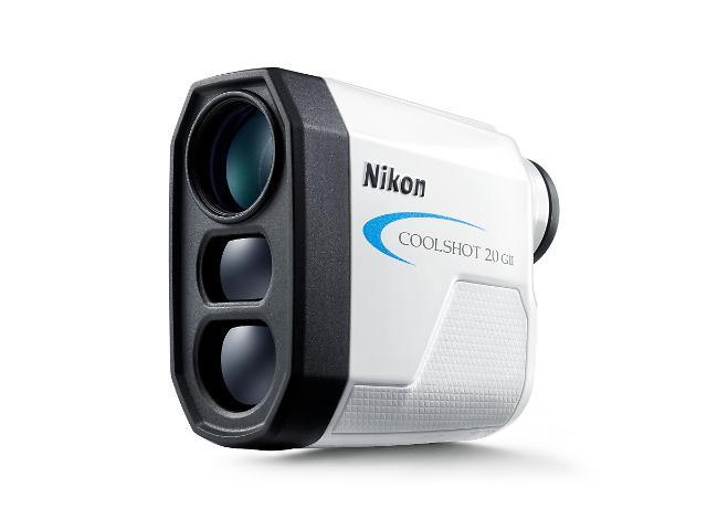 니콘이미징코리아, 초소형·초경량 레이저 거리측정기 쿨샷 20 GⅡ 공개