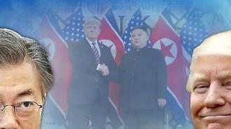 Tổng thống Mỹ ủng hộ Hàn Quốc viện trợ nhân đạo cho Triều Tiên