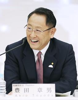 토요타, 일본기업 최초 연매출 30조엔 돌파