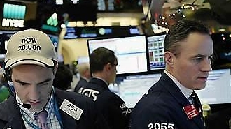Đàm phán thương mại Mỹ-Trung tiếp tục... Chỉ số chứng khoán Mỹ Dow Jones 0,01%↑