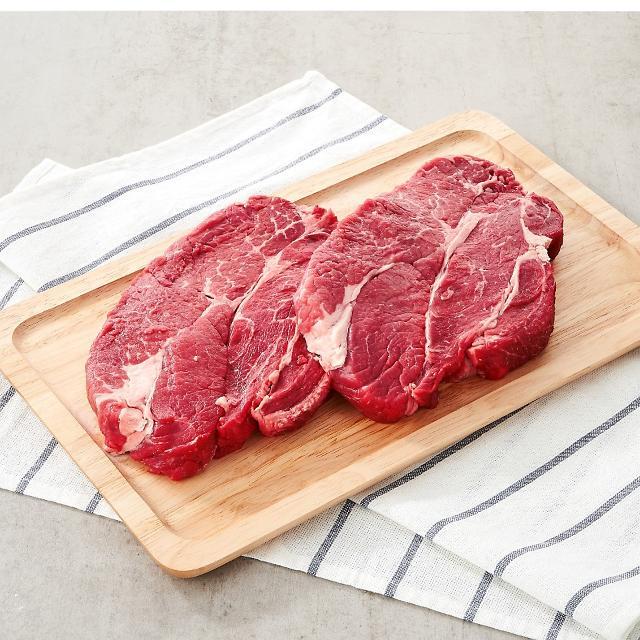 롯데마트, CAB 인증 미국산 소고기 100톤 '통큰 행사'