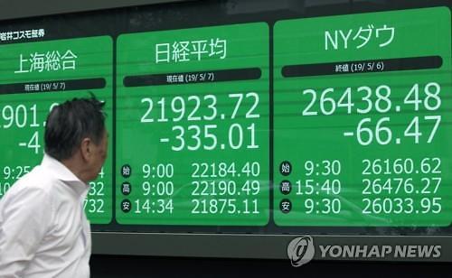[아시아 환율]미·중 무역협상 앞두고 엔화 강세 지속