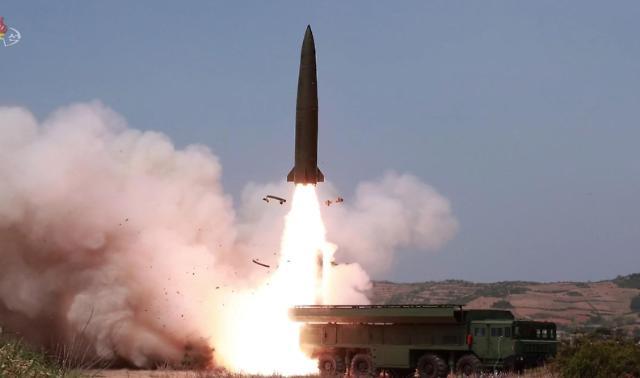 韩联参:朝鲜在平安北道向东发射数枚飞行物