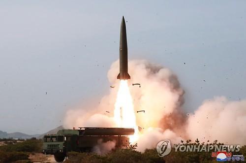 """외신, 北 불상 발사체 발사 신속보도…""""북한 미사일, 핵협상에 큰 영향 미칠 것"""""""