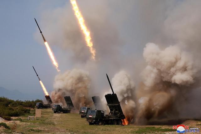 韩联参称朝鲜所射飞行器或为近程导弹