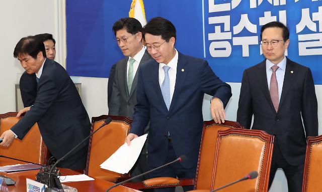 당정청, 오늘 민생현안회의…이인영, 취임 후 첫 데뷔전