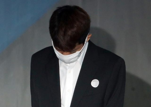 불법촬영‧유포 혐의 정준영 첫 재판... '최종훈 등과 함께 재판 원해'