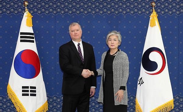 韩美举行涉朝工作组会议讨论朝鲜射弹事宜