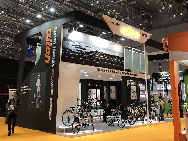 알톤스포츠, '상해 국제 자전거 및 모터사이클 박람회 2019' 참가