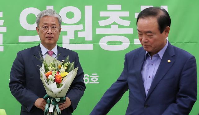 """유성엽 """"정의당과 교섭단체 구성 안해…바른미래당과 제3신당 창당"""""""