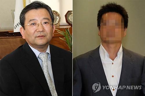 檢, 김학의 사건 핵심인물 윤중천 7번째 소환