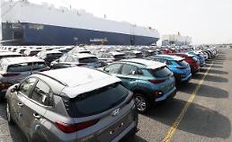 .SUV出口占比扩大 韩今年一季度汽车出口单价再创新高 .