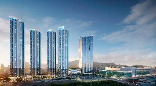 """청량리역 롯데캐슬 스카이-L65 분양가 3.3㎡당 2600만원…""""올해 청량리 분양단지 중 최고가"""""""