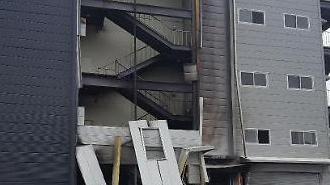 Nổ nhà máy tại Hàn Quốc: 1 người chết, 3 người bị thương nặng