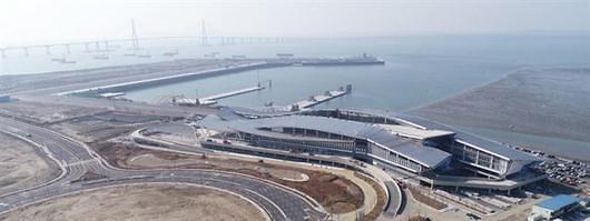 인천항 신국제여객터미널,6월15일 준공…정식개장은 12월