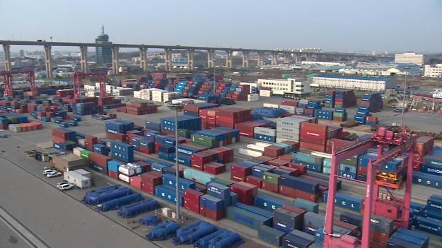 韩国4月出口价格指数上涨0.5%