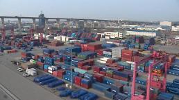 .韩国4月出口价格指数上涨0.5%.