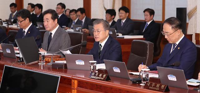 정부, 강원 산불 피해 복구 위해 377억원 투입