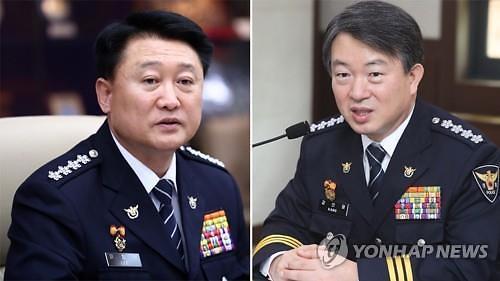 '정치개입' 강신명·이철성 前 경찰청장, 이르면 오늘 구속여부 결정