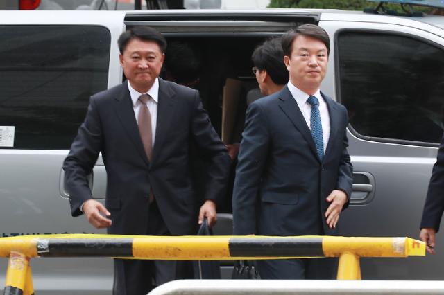 전직 경찰청장의 몰락, '정치개입' 강신명·이철성 구속심사 출석