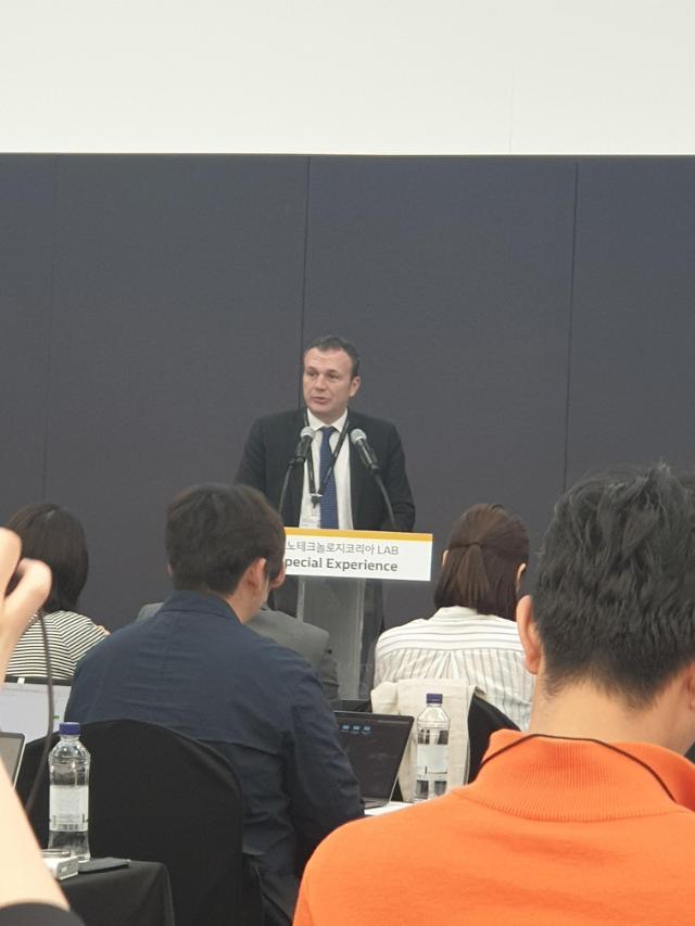 """르노삼성 사장 """"르노테크놀로지코리아, 그룹 내 전략적 핵심 연구기지"""""""