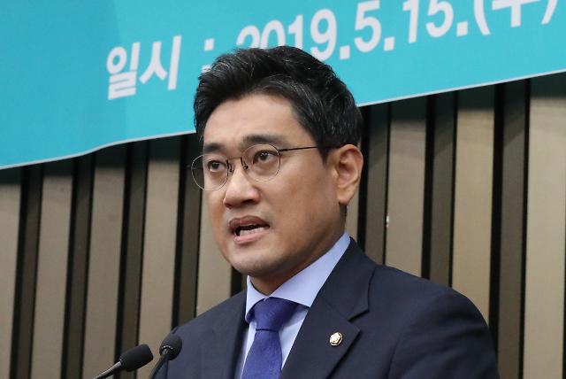 """오신환, """"손학규 퇴진 추진""""…당내 갈등 재점화되나"""