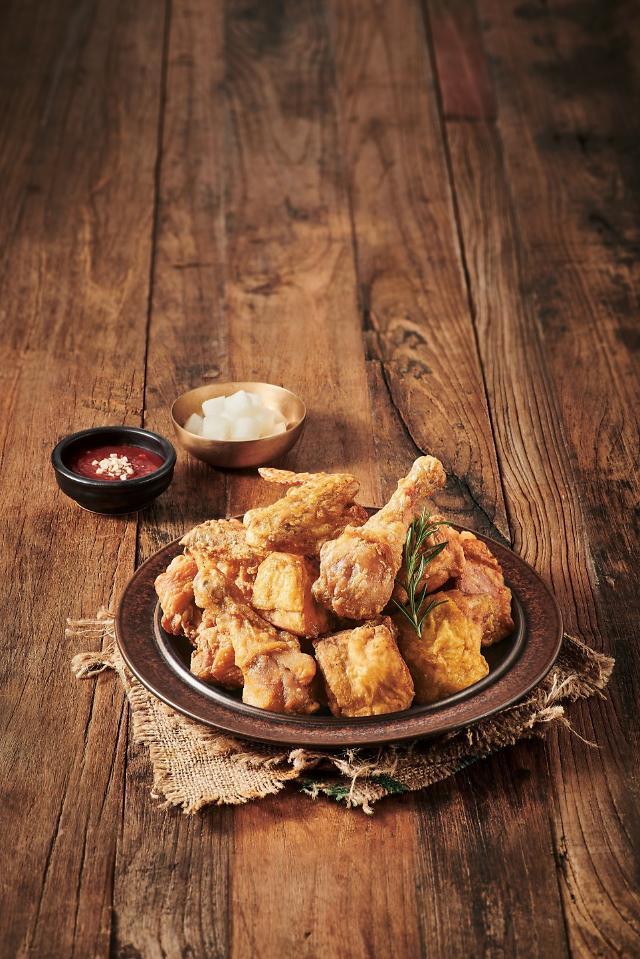 식품업계, 비비큐·bhc에 도전장···'마니커' 에어프라이어 전용 치킨 출시