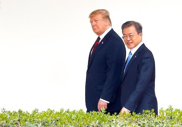 美国总统特朗普下月访韩 半岛紧张局势能否缓解引关注