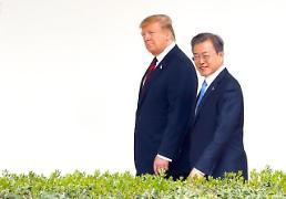 .美国总统特朗普下月访韩 半岛紧张局势能否缓解引关注.