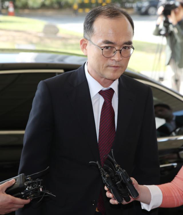 문무일 검찰총장 오늘 '수사권 조정' 관련 기자간담회...법조계 시선집중