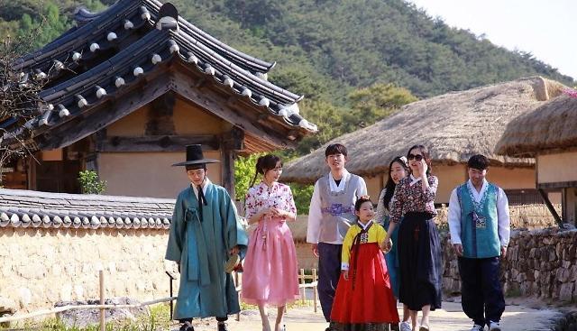 访韩蒙古国游客大增 人均消费高于他国