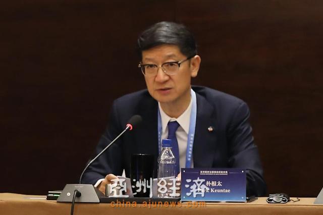 朴根太:东亚文明的再度崛起离不开中韩两国人民的努力