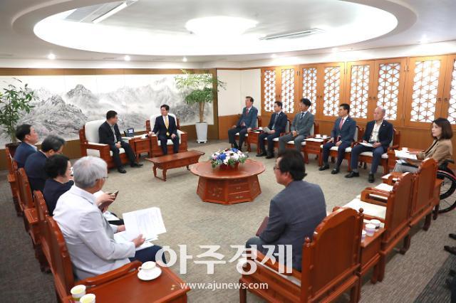 홍성군의회, 내포신도시 정주여건 개선 위해 동분서주!