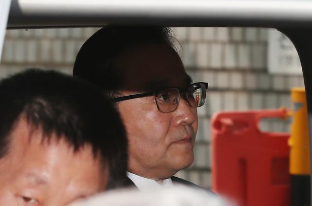 '별장 성접대' 김학의 구속, 의혹 6년만...'주요 범죄혐의 소명'