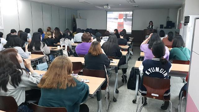 인천서부준법지원센터,경인여대 학생 초청 업무설명회 개최